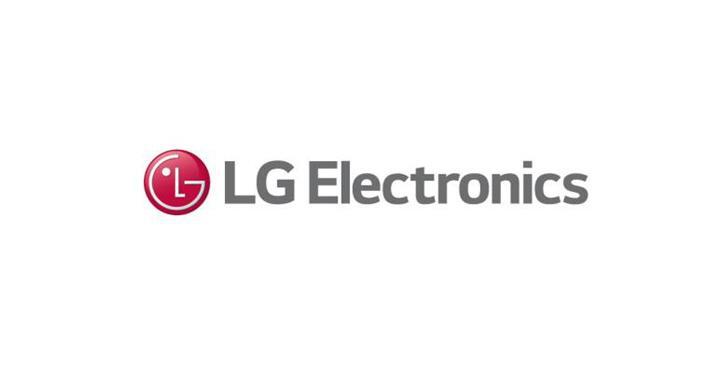 Obrazek przedstawia logo LG Electronics, której patenty LTE i 5G mogą zostać niedługo przejęte przez firmę Samsung.