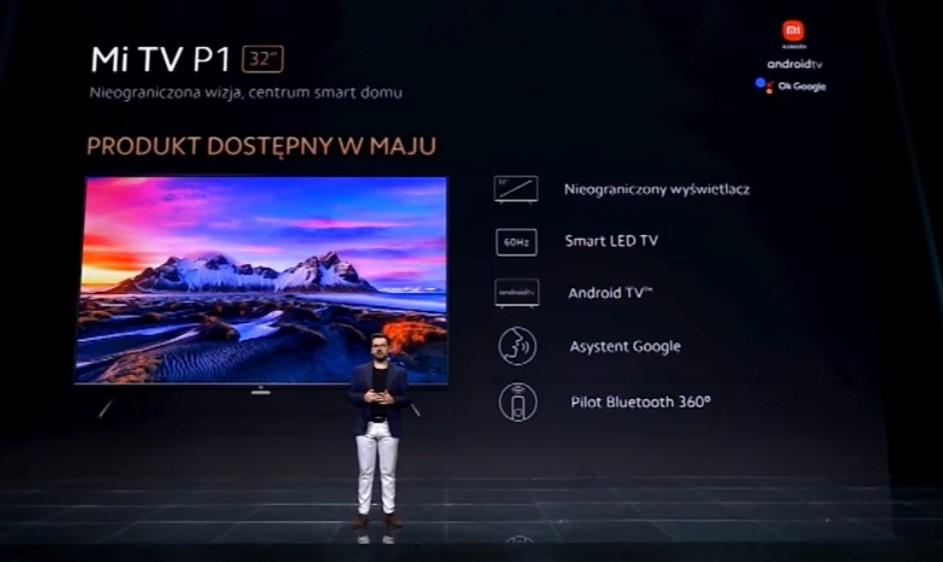 Telewizor Xiaomi fot. Xiaomi