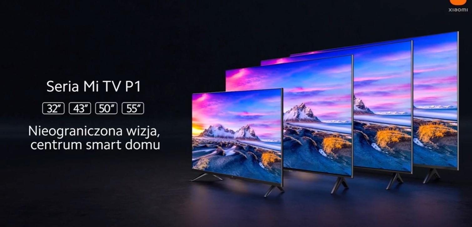 Nowości Xiaomi trafiły do Polski. Wśród nich projektor i nowa seria telewizorów