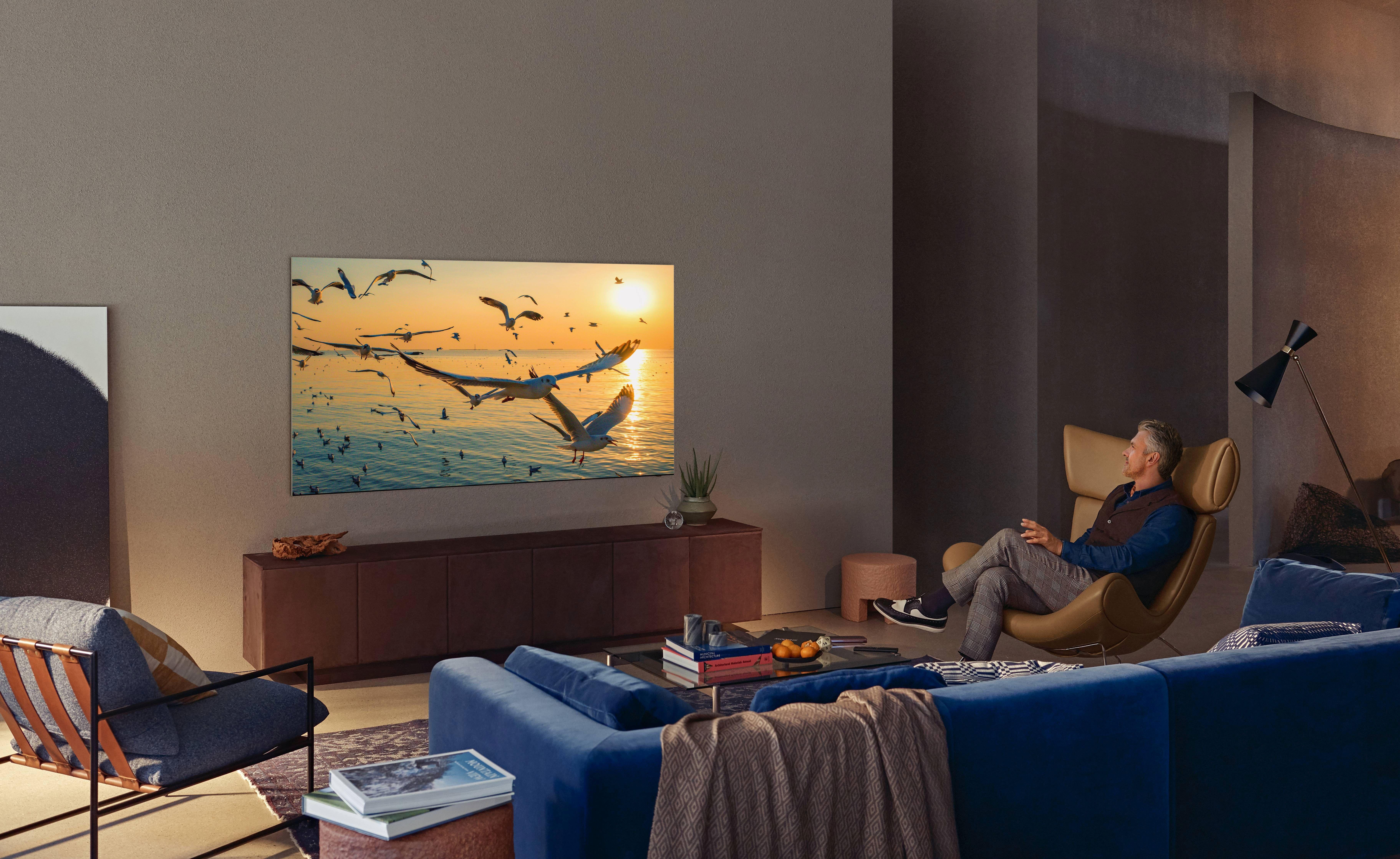 Samsung: telewizory Neo QLED z montażem i wniesieniem gratis