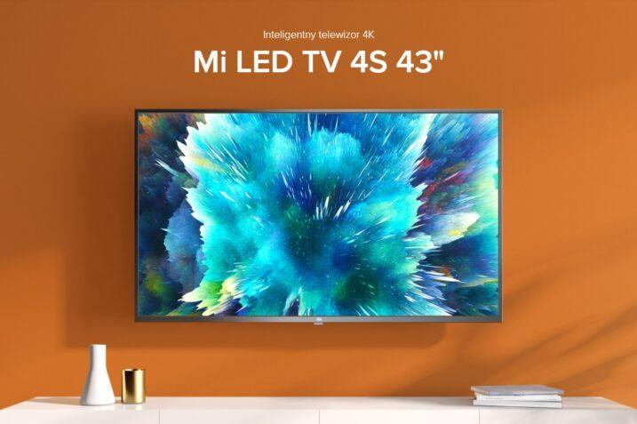 Xiaomi Mi LED TV 4S - fajny telewizor w jeszcze fajniejszej cenie
