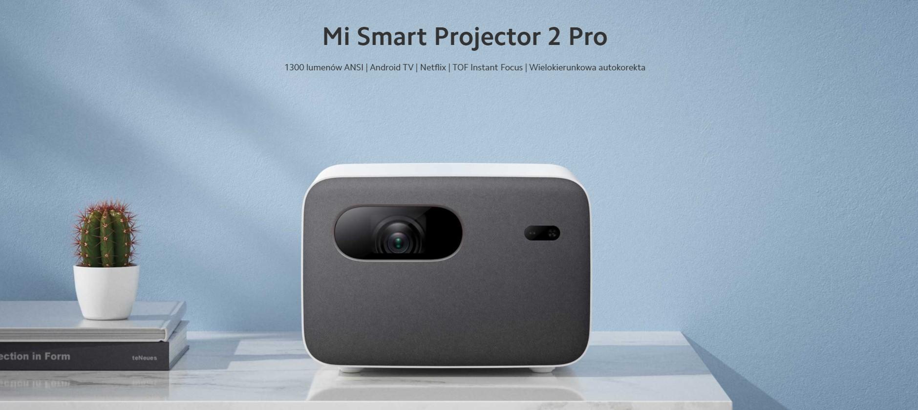 Xiaomi projektor fot. Xiaomi