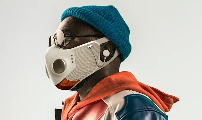 Xupermask fot. via Engadget