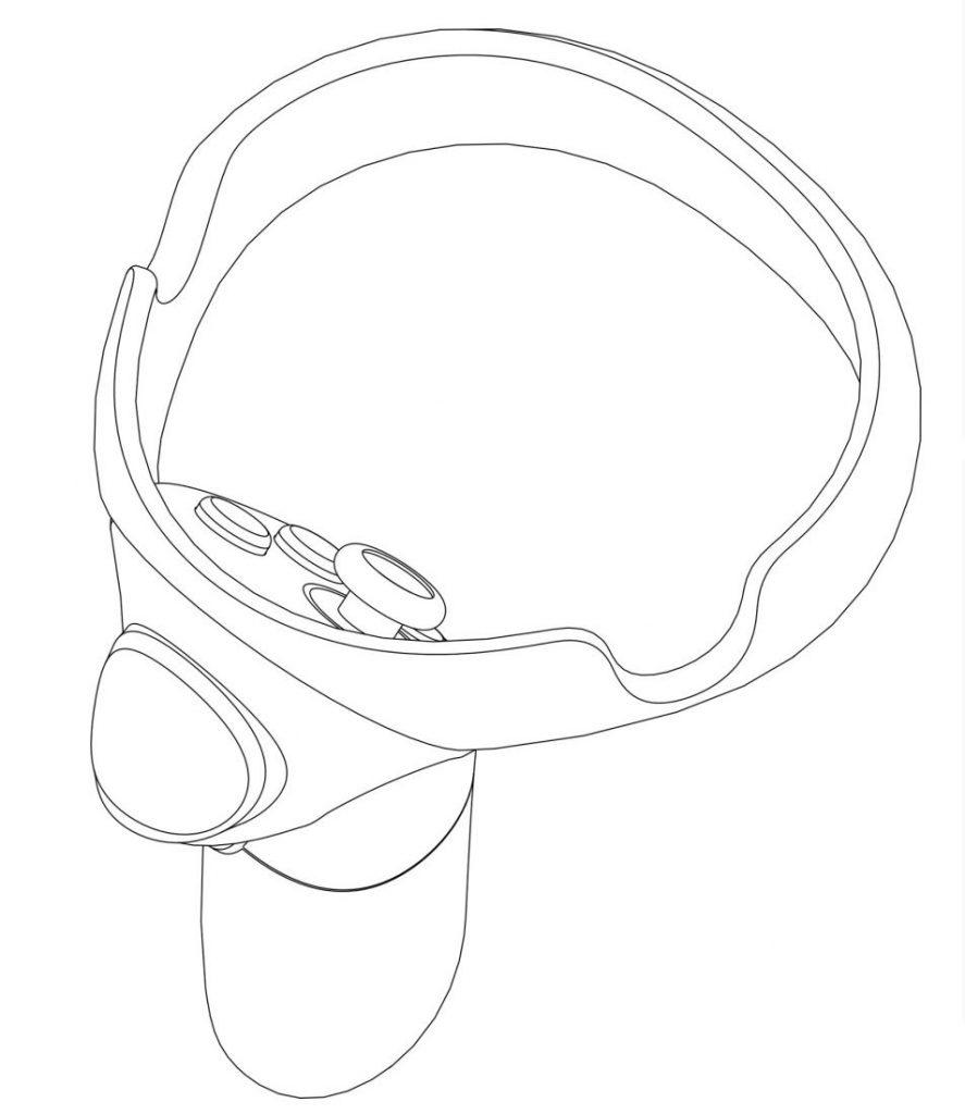 Huawei patent kontroler VR