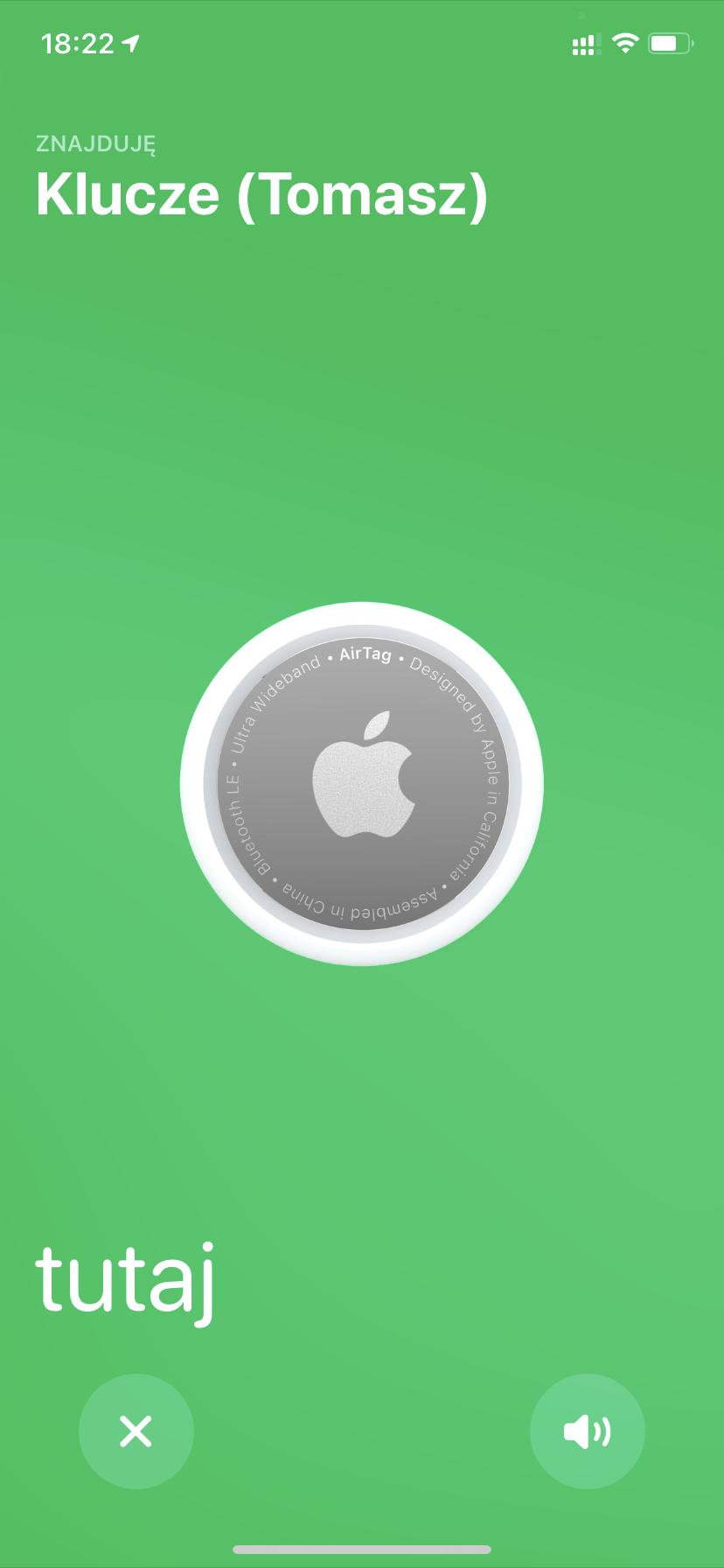 Recenzja Apple AirTag - na lokalizatory przyjdzie jeszcze czas