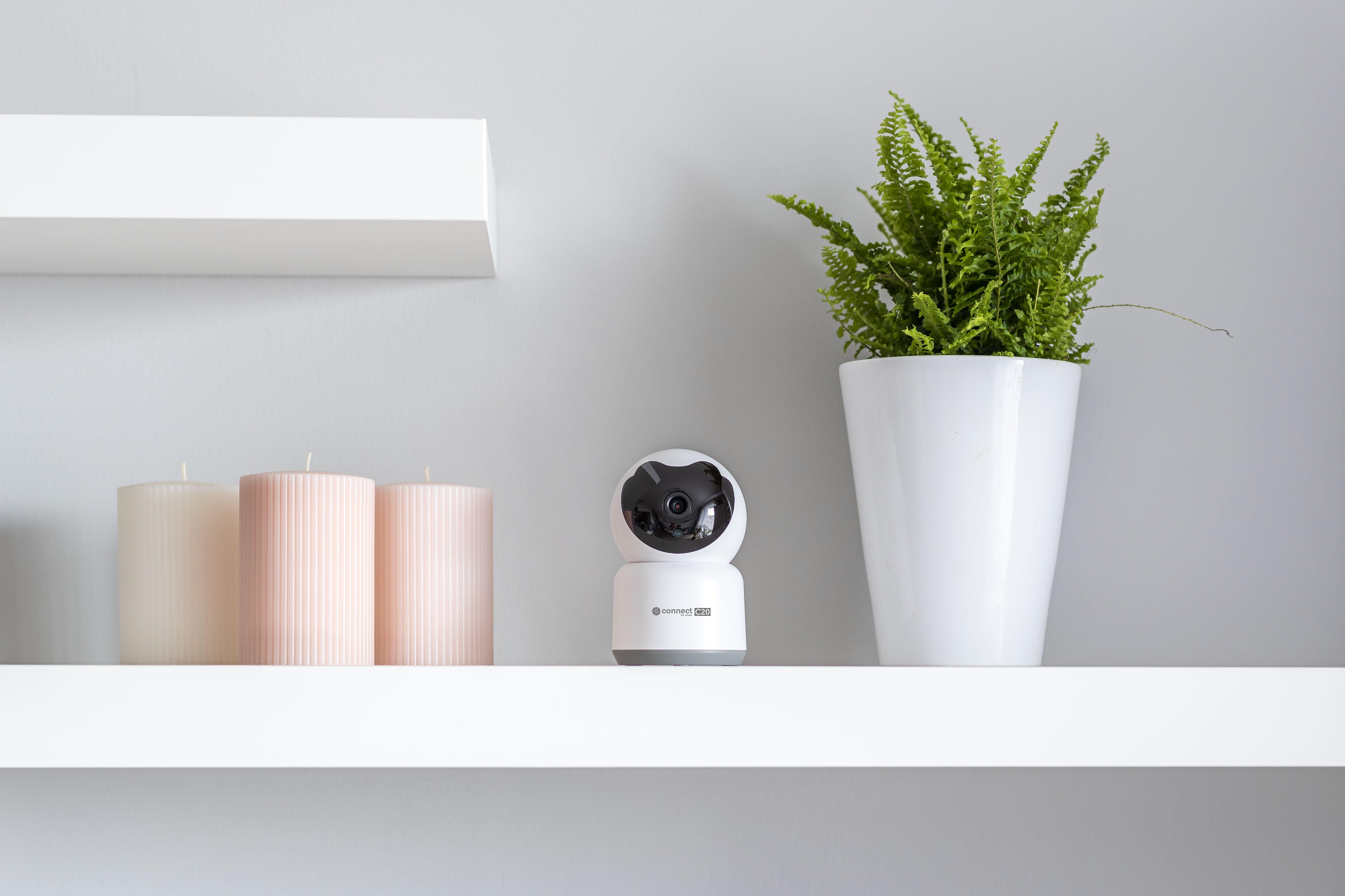 Kruger&Matz rozszerza ofertę smart home. Debiutują trzy nowe kamery