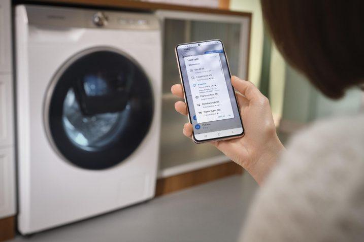 Samsung AI Control - inteligentne pralki podbiją rynek?