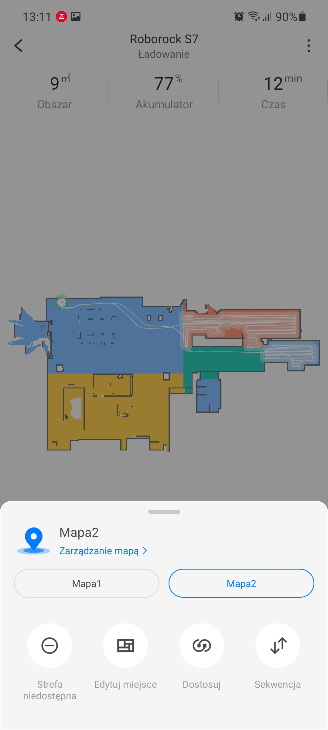 Recenzja Roborock S7 - do ideału brakuje niewiele