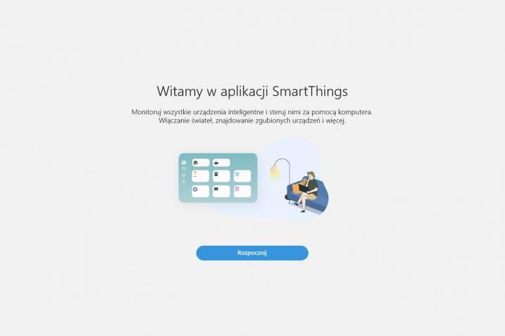 Samsung SmartThings dla Windows już działa i wygląda na to, że może się bardzo przydać