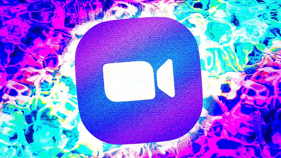 Obrazek przedstawia logo portalu Zoom. Źródło: The Next Web