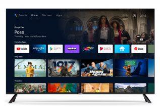 Nowe, bezramkowe telewizory z Android TV już w ofercie Sharp