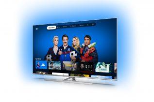 Apple TV dostępne na wszystkich telewizorach Philips z Android TV!