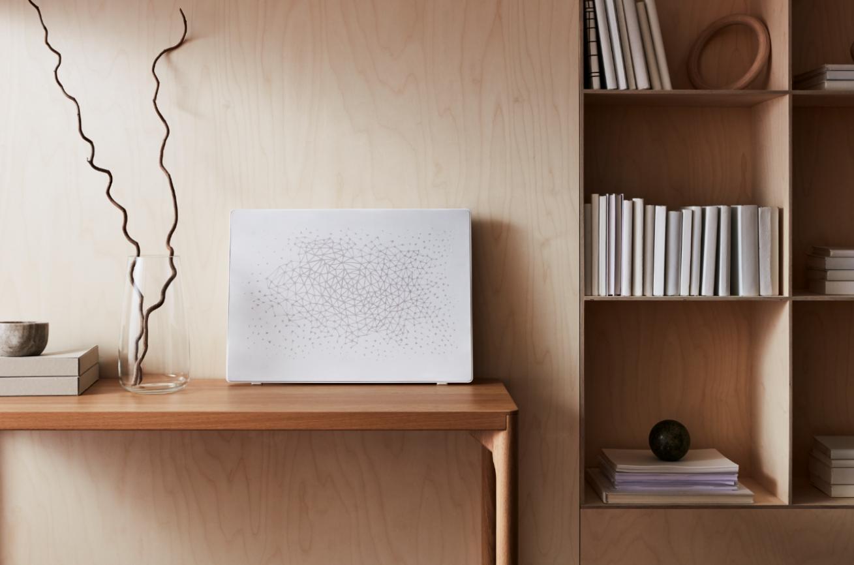 Nowy element systemu IKEA SYMFONISK to... ramka na obraz. Oczywiście grająca
