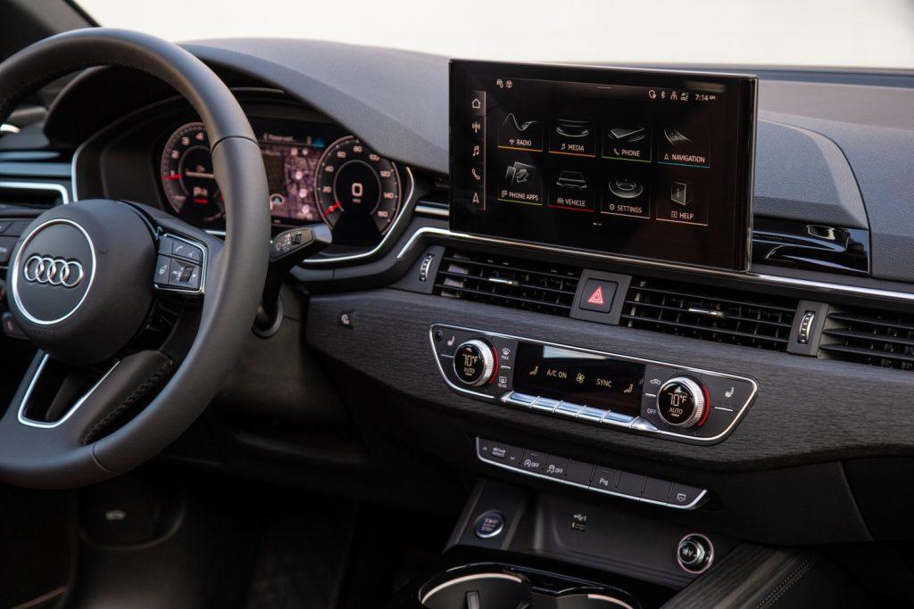 Audi A4 MIB 3