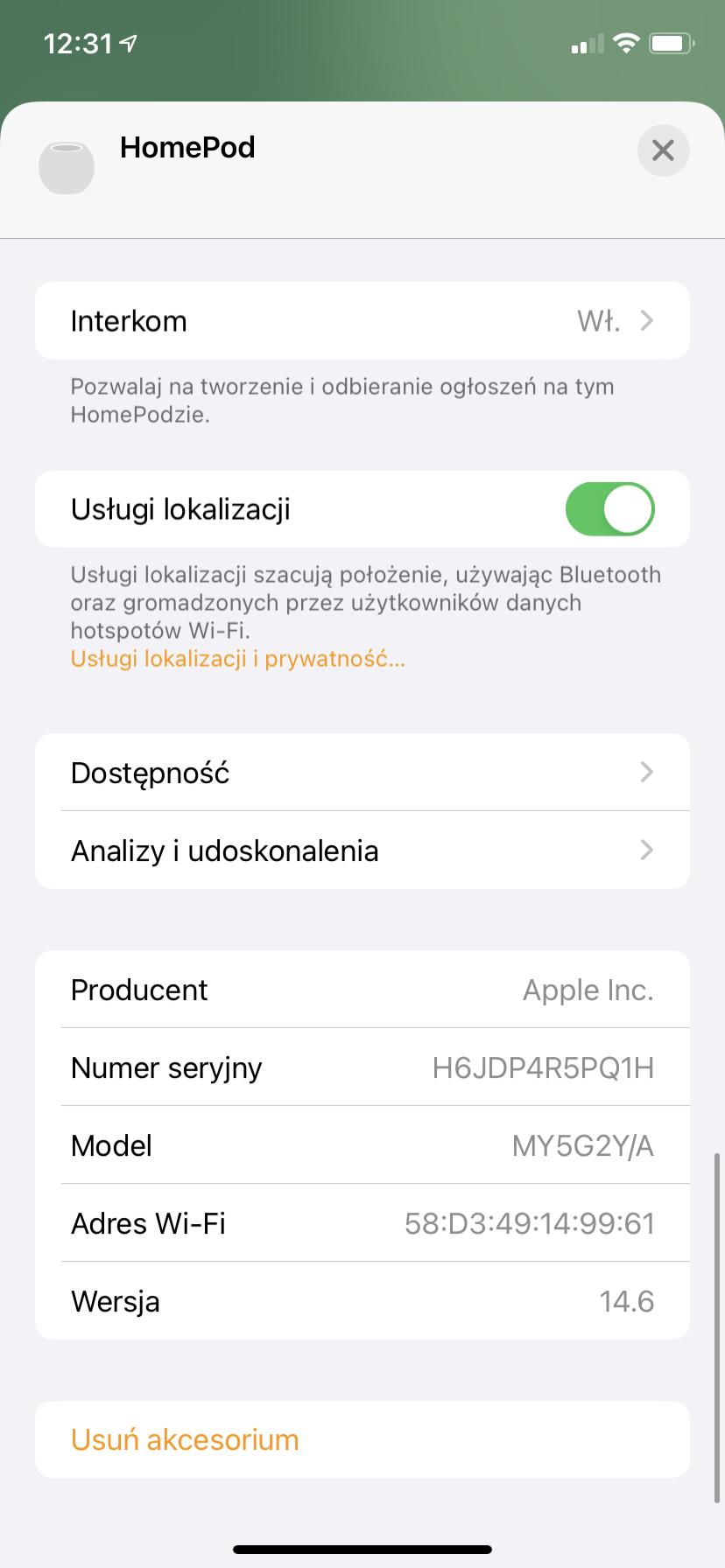 Apple HomePod Mini - klejnot w koronie ekosystemu (recenzja)