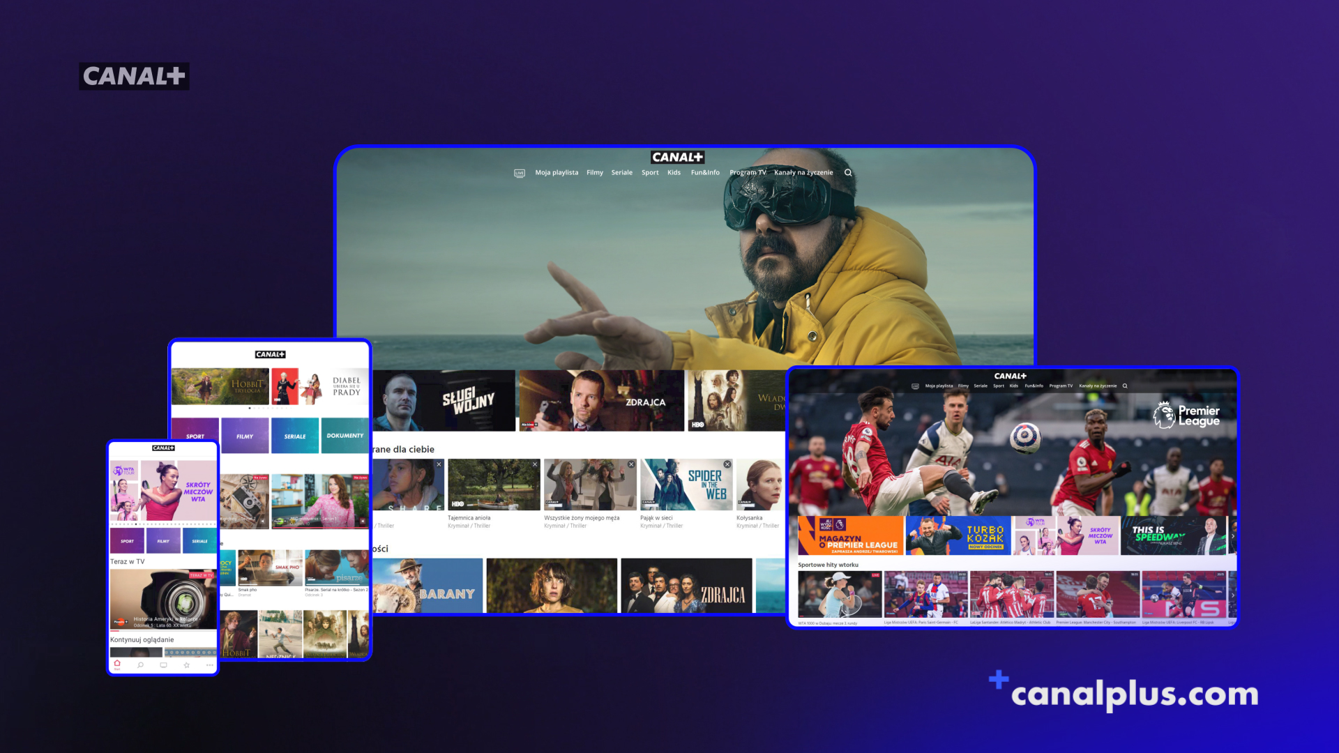 CANAL+ online