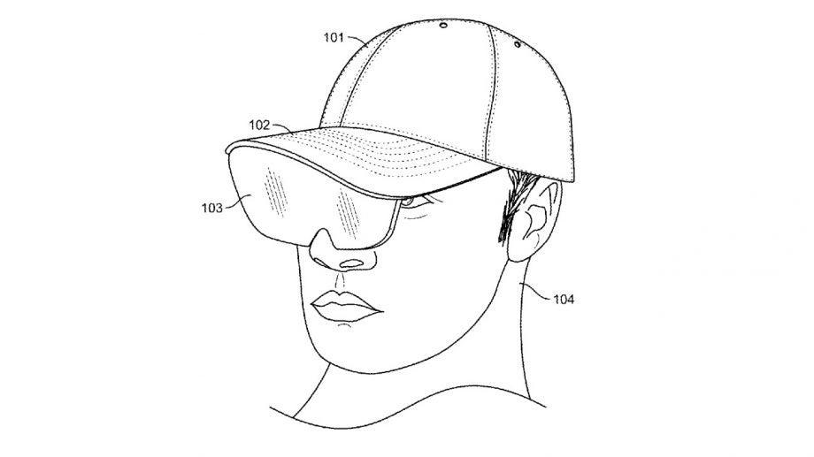 Okulary AR Facebook koncepcja
