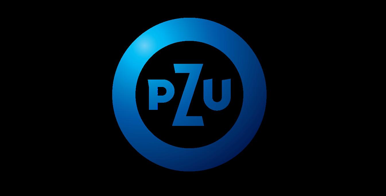 Obrazek przedstawia logo PZU, które wprowadza nowe narzędzie typu sztuczna inteligencja