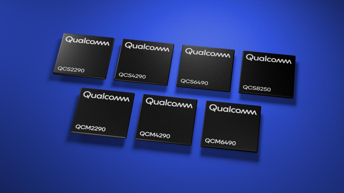 Qualcomm dopasowuje ofertę do potrzeb rynku: debiutuje 7 nowych SoC dla IoT
