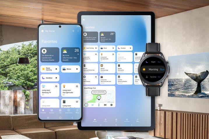 Aplikacja SmartThings otrzymała nowy wygląd. Ma być jeszcze bardziej funkcjonalna