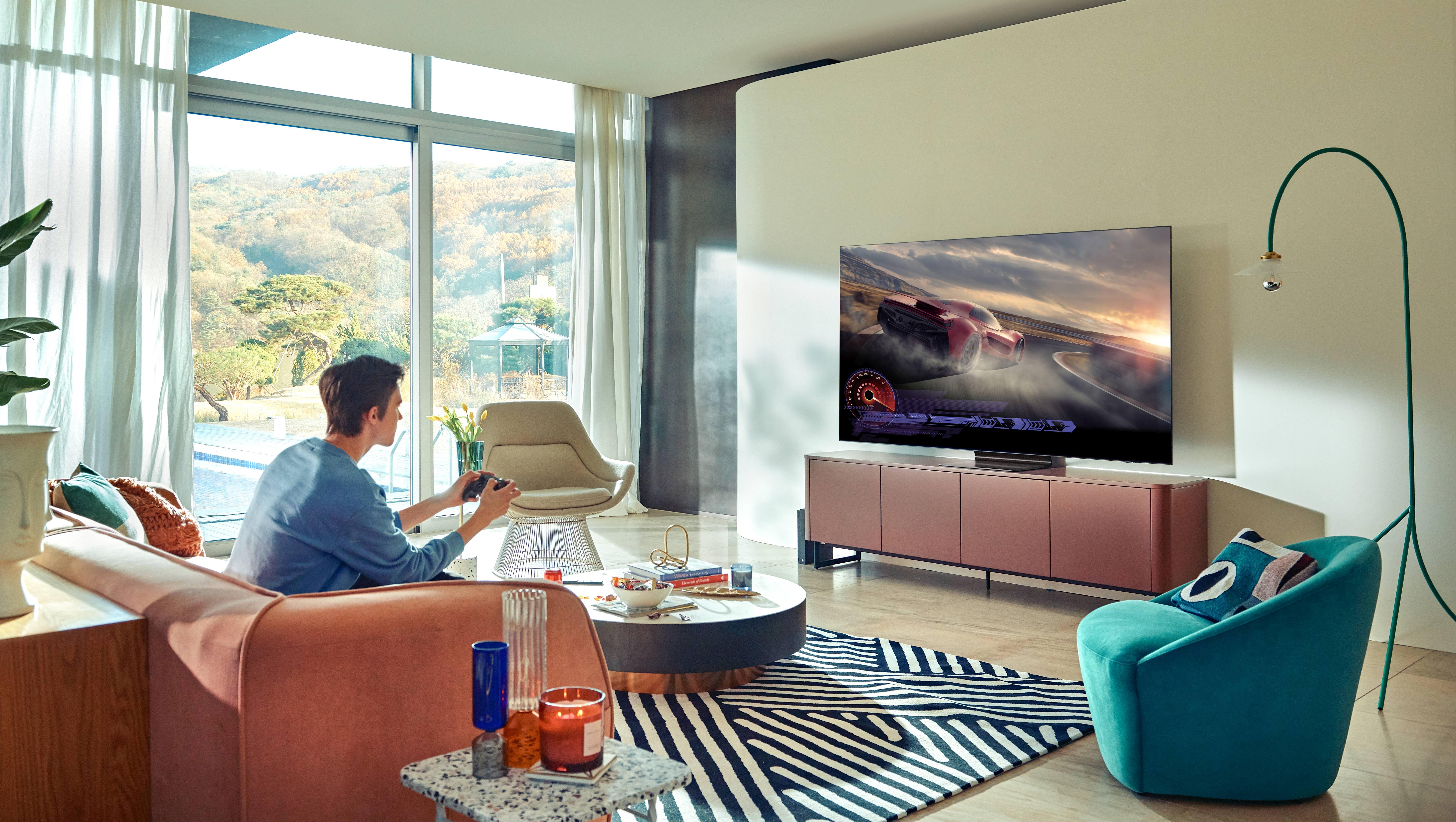 Samsung: Polacy pokochali serwisy VoD i platformy smart TV