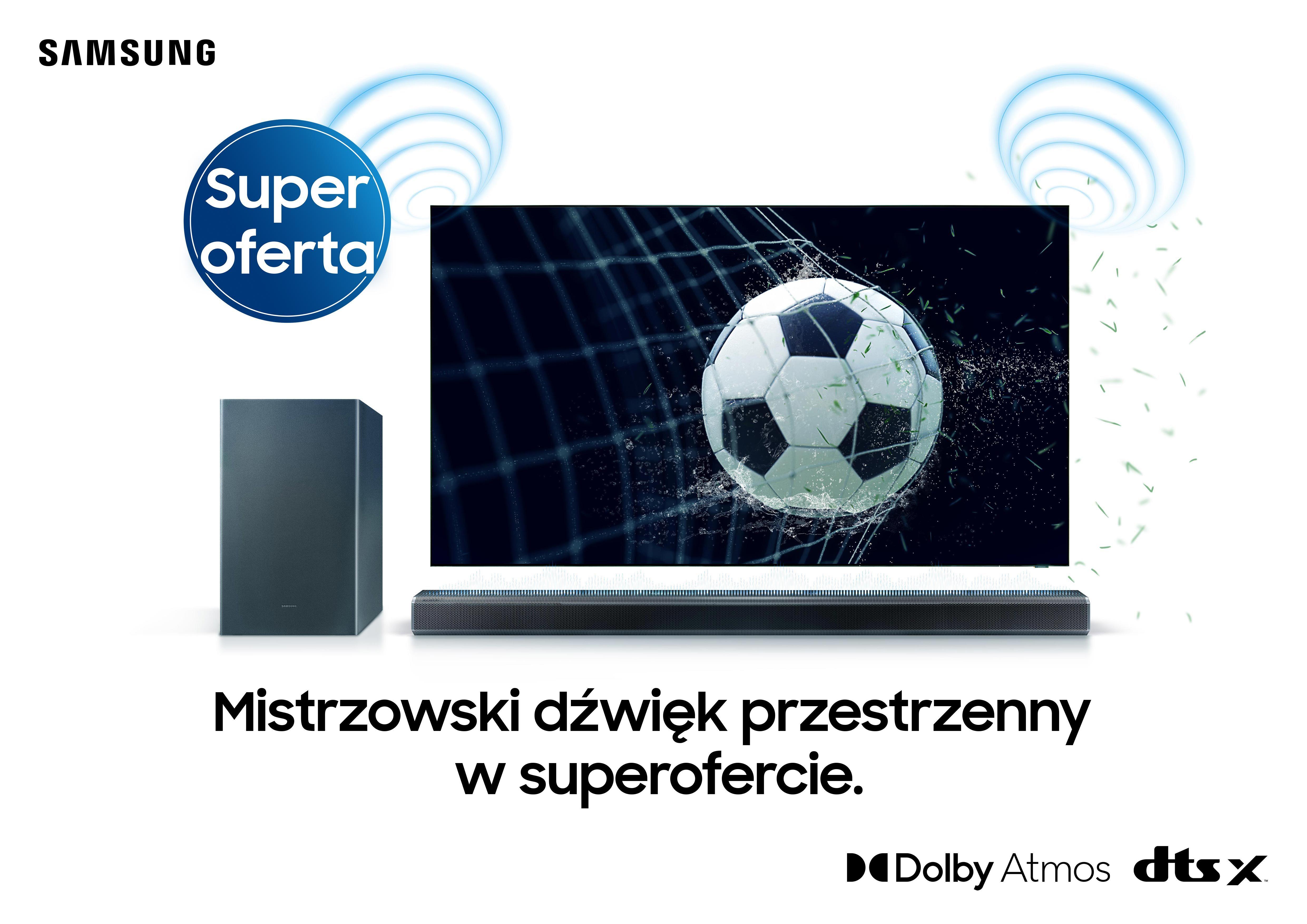 souindbar Samsung promocja