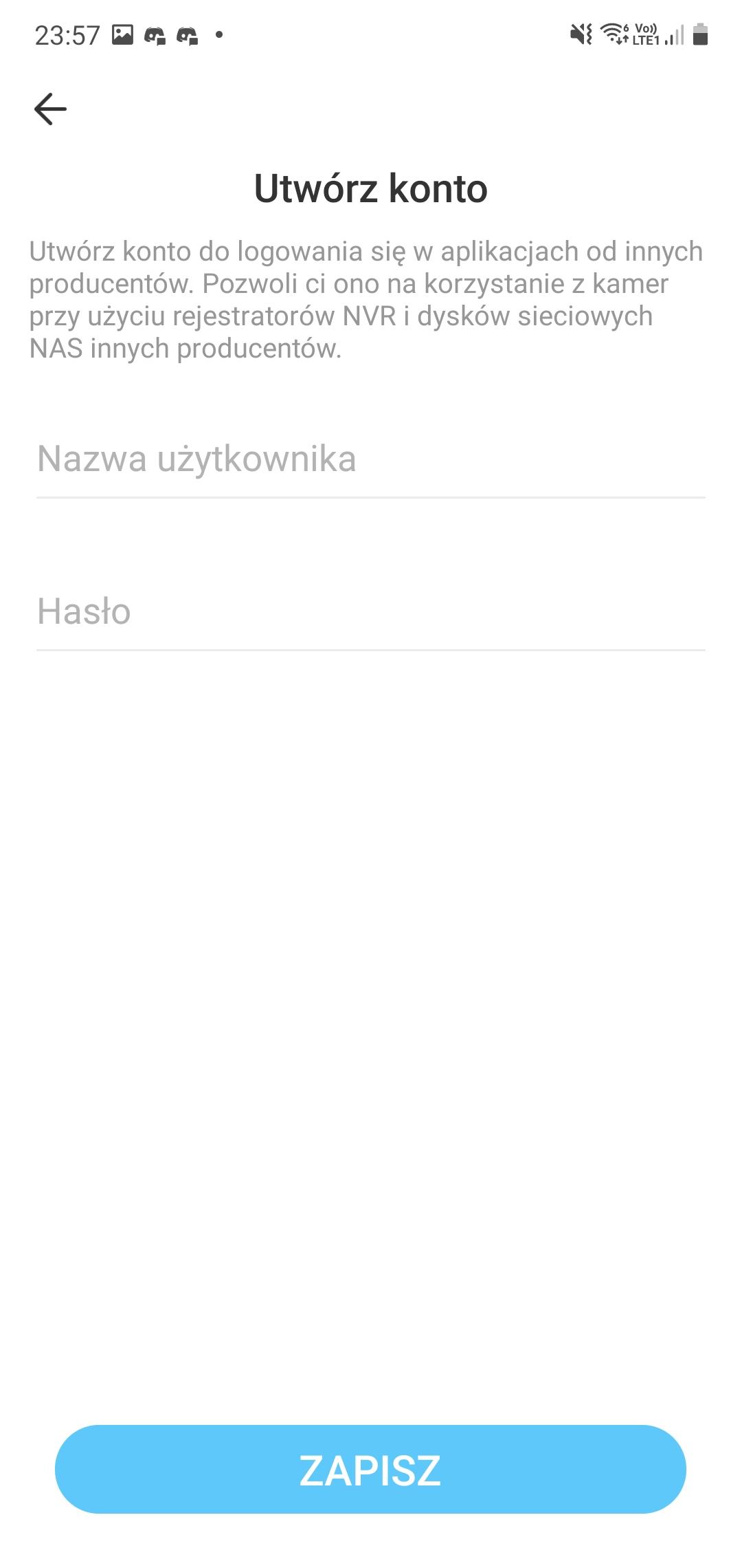 Tp-Link Tapo C110 / fot. Kacper Żarski (oiot.pl)