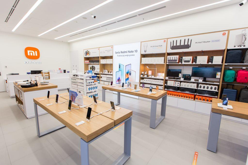 Salon Xiaomi Store Kielce fot. Xiaomi
