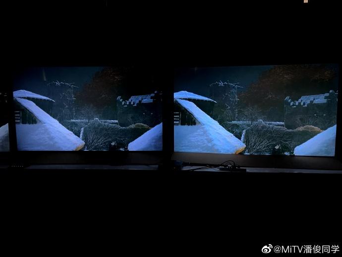 Xiaomi Mi TV fot. Xiaomi (Weibo)