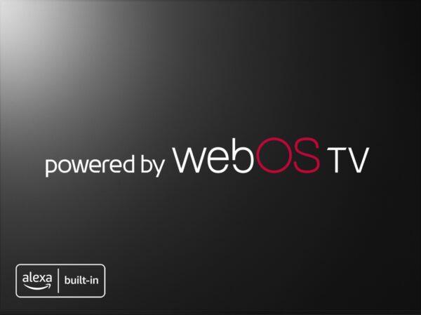 Alexa pojawi się na telewizorach z webOS od innych niż LG producentów