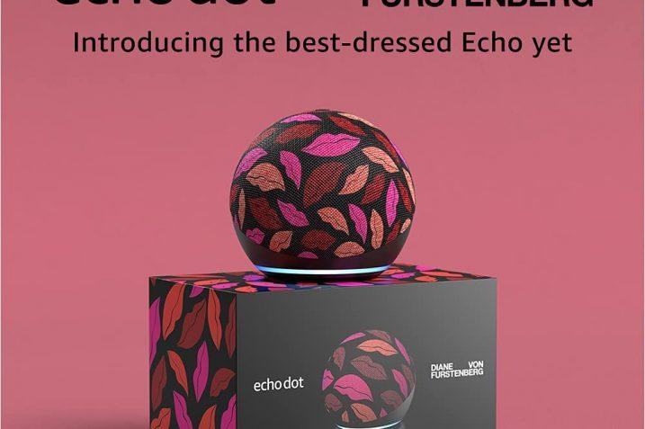 Amazon przygotował edycje specjalne Echo Dot. To, czy trafią do sprzedaży, zależy tylko od klientów
