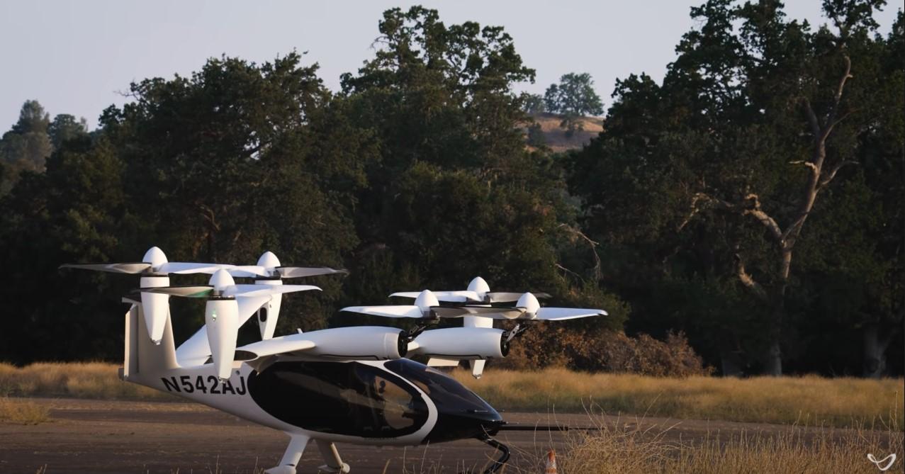 Powietrzna taksówka od Joby Aero imponuje zasięgiem