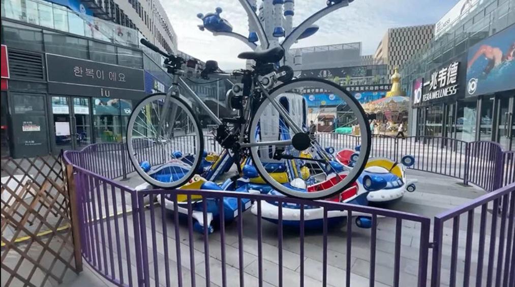 Rower autonomiczny fot. via Gizmochina