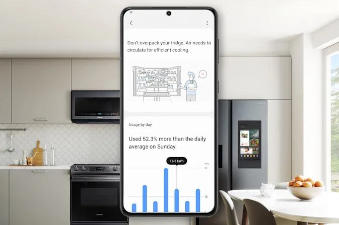 Nie wiesz, który sprzęt sprawia, że rachunki za prąd są tak wysokie? SmartThings Ci podpowie