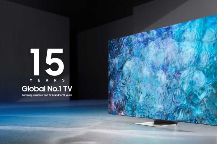 Tizen to jedna z najpopularniejszych platform smart TV. Jak bardzo popularna? Niech przemówią liczby