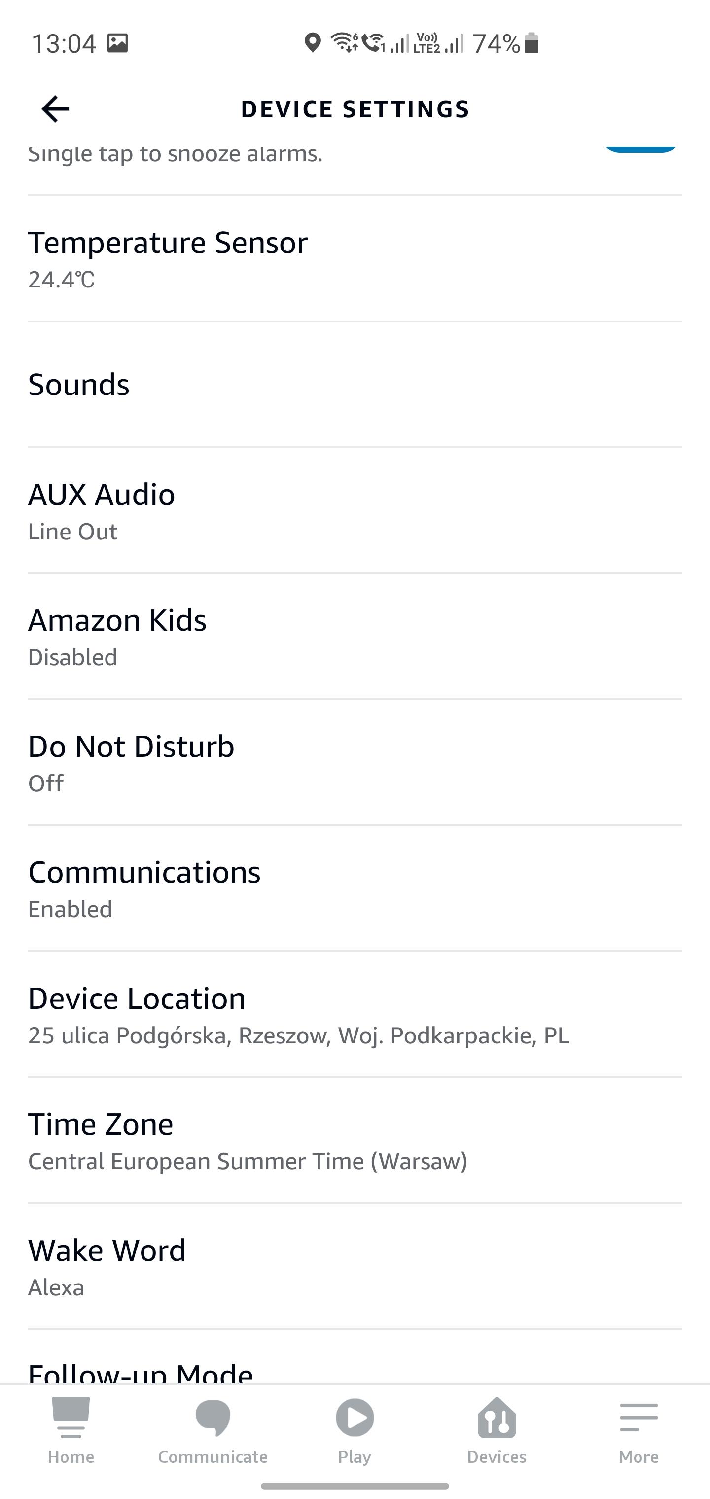 Asystent, muzyka i inteligentny dom w jednym głośniku - recenzja Amazon Echo 4 (wersja międzynarodowa)