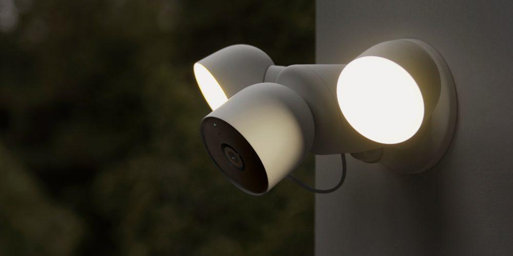 Nest Cam (z oświetleniem) fot. Google