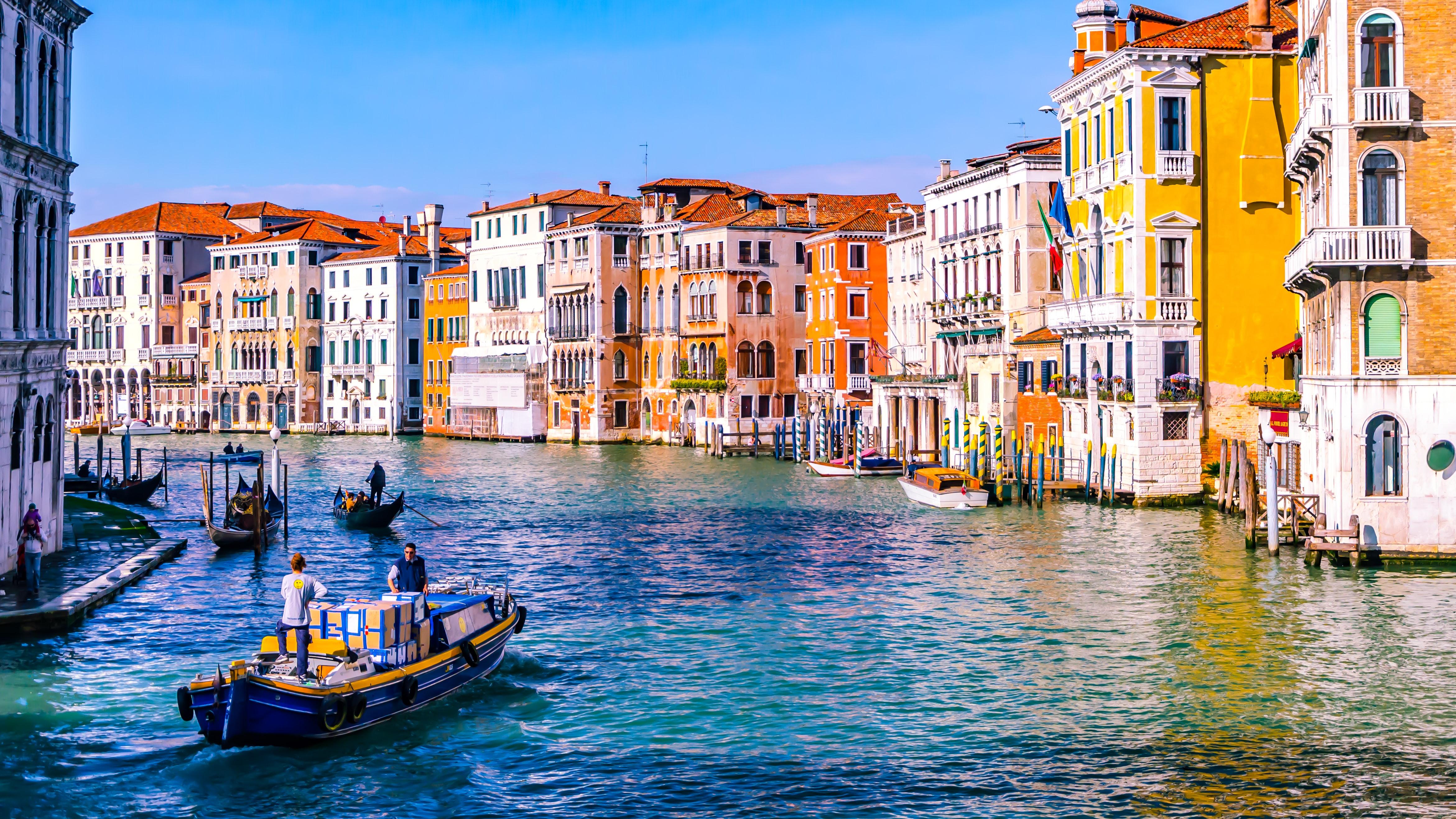 Czy technologiom inteligentnego miasta uda się sprawić, że Wenecja odzyska swój romantyzm, a mieszkańcy spokój?