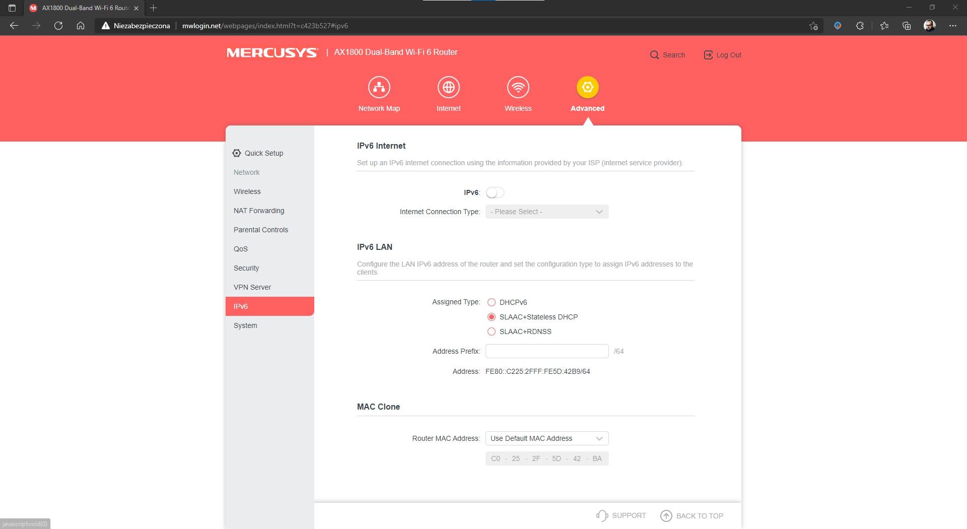 Mercusys MR70X - czy bardzo tani router z WiFi 6 sprawdzi się w przeciętnym mieszkaniu? (recenzja)