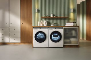 Myślisz nad zakupem pralki bądź suszarki? Cashback od Samsunga to solidny argument