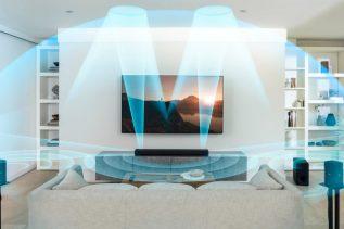 Dźwięk 5.1.2 w Twoim salonie - soundbar Sony HT-A5000