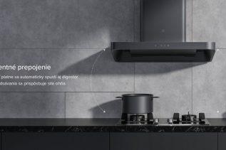 Xiaomi szaleje w kuchni - Mi Home Mijia Smoke Stove Set S1 obsługiwane gestami