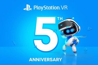 PlayStation VR 5 lat Oiot