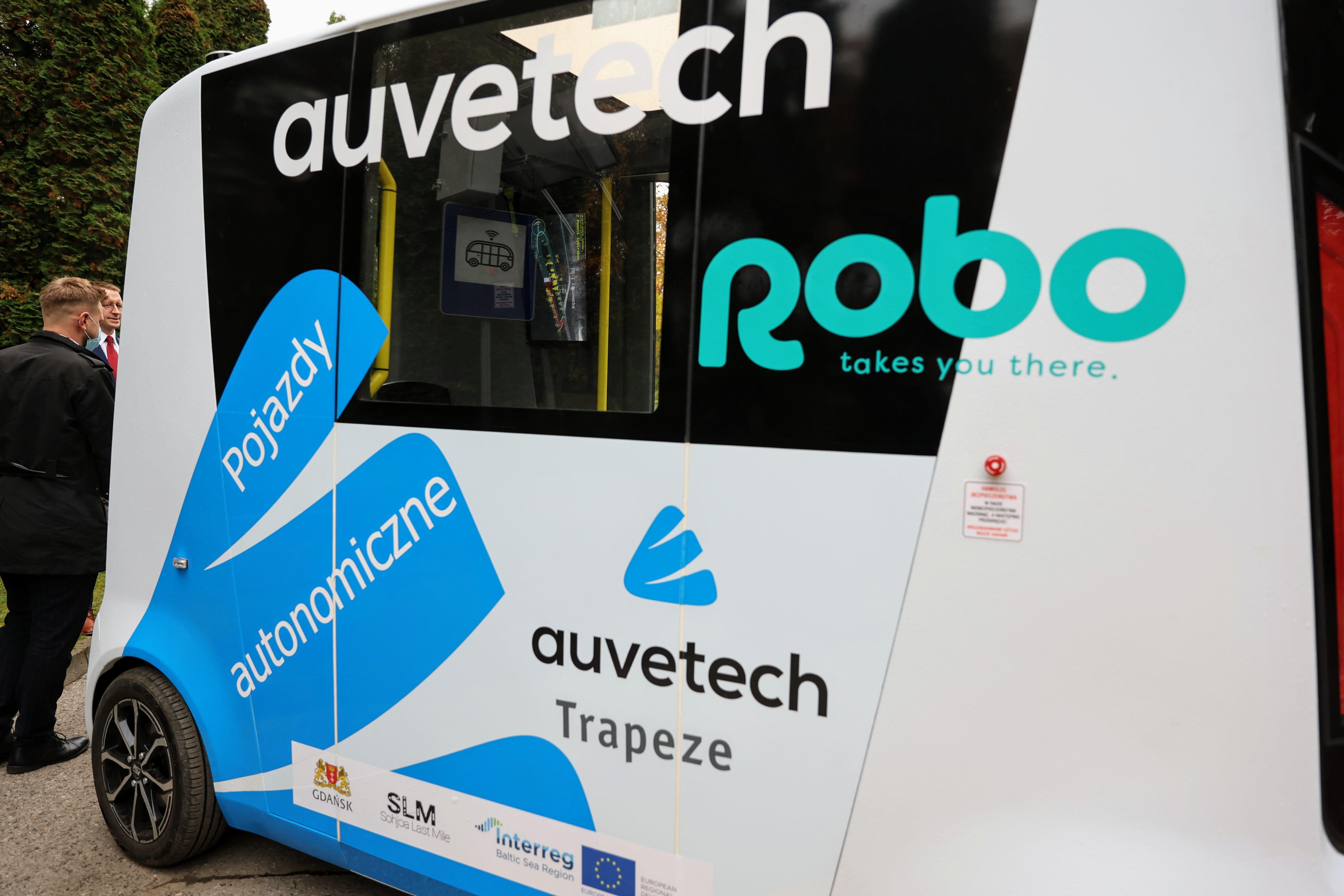 Chcesz się przejechać autonomicznym busem? Możesz to zrobić w Gdańsku