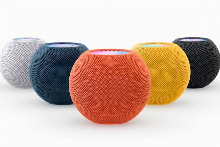 HomePod Mini dostępny w nowych kolorach - wyglądają świetnie!