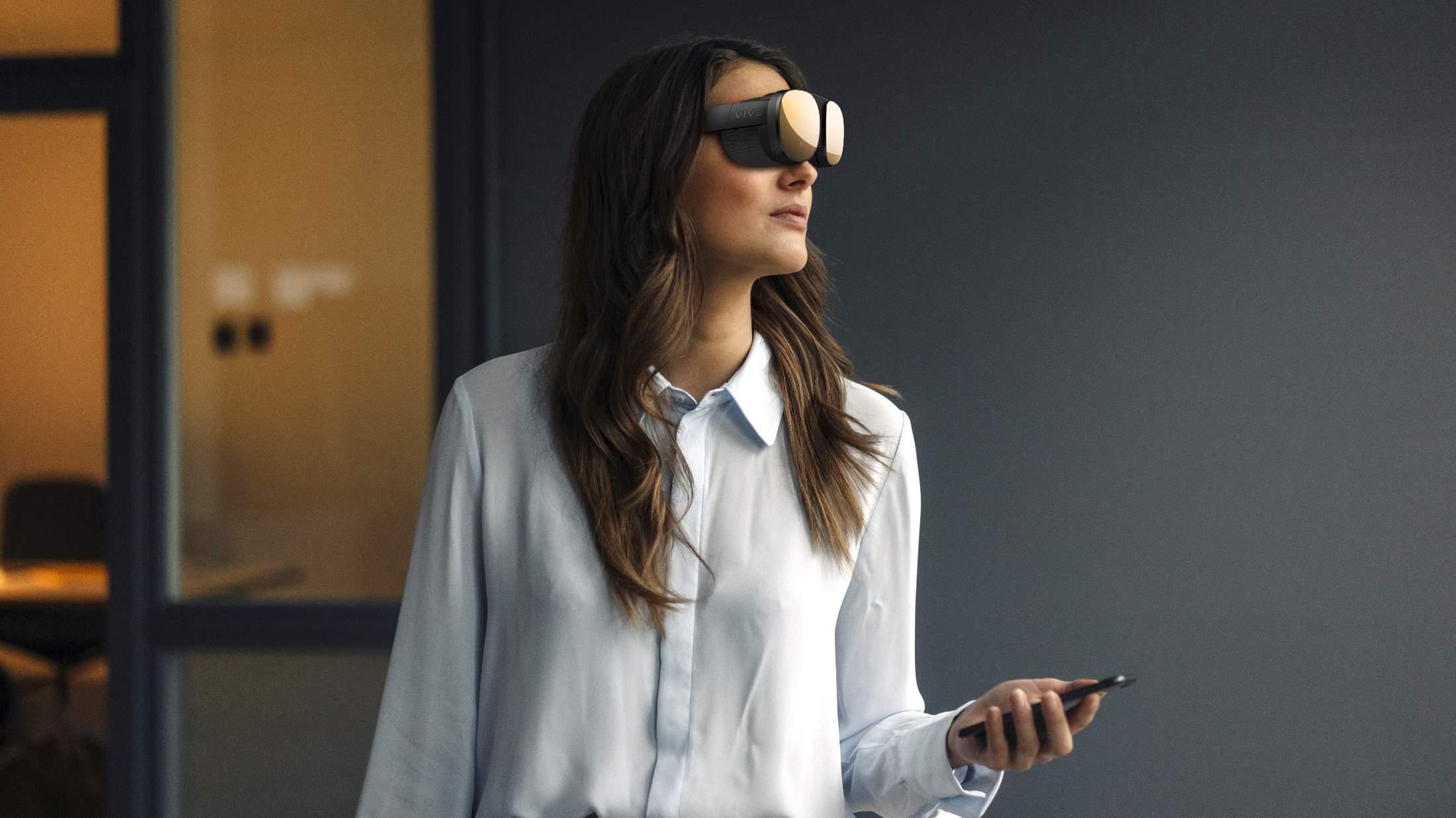 Vive Flow to pierwsze tego typu okulary VR od HTC. Są wyjątkowo lekkie, a rozrywka to tylko część ich zastosowań
