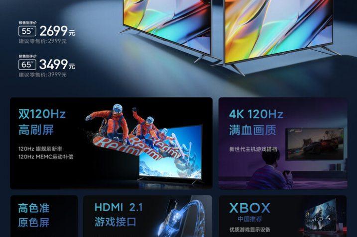 Zadebiutowały telewizory Redmi Smart TV X (2022) - brzmią kusząco, choć kosztują więcej, niż się spodziewaliśmy