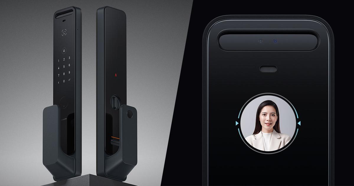 Xiaomi Smart Door Lock X - zamek inteligentny z rozpoznawaniem twarzy i nie tylko
