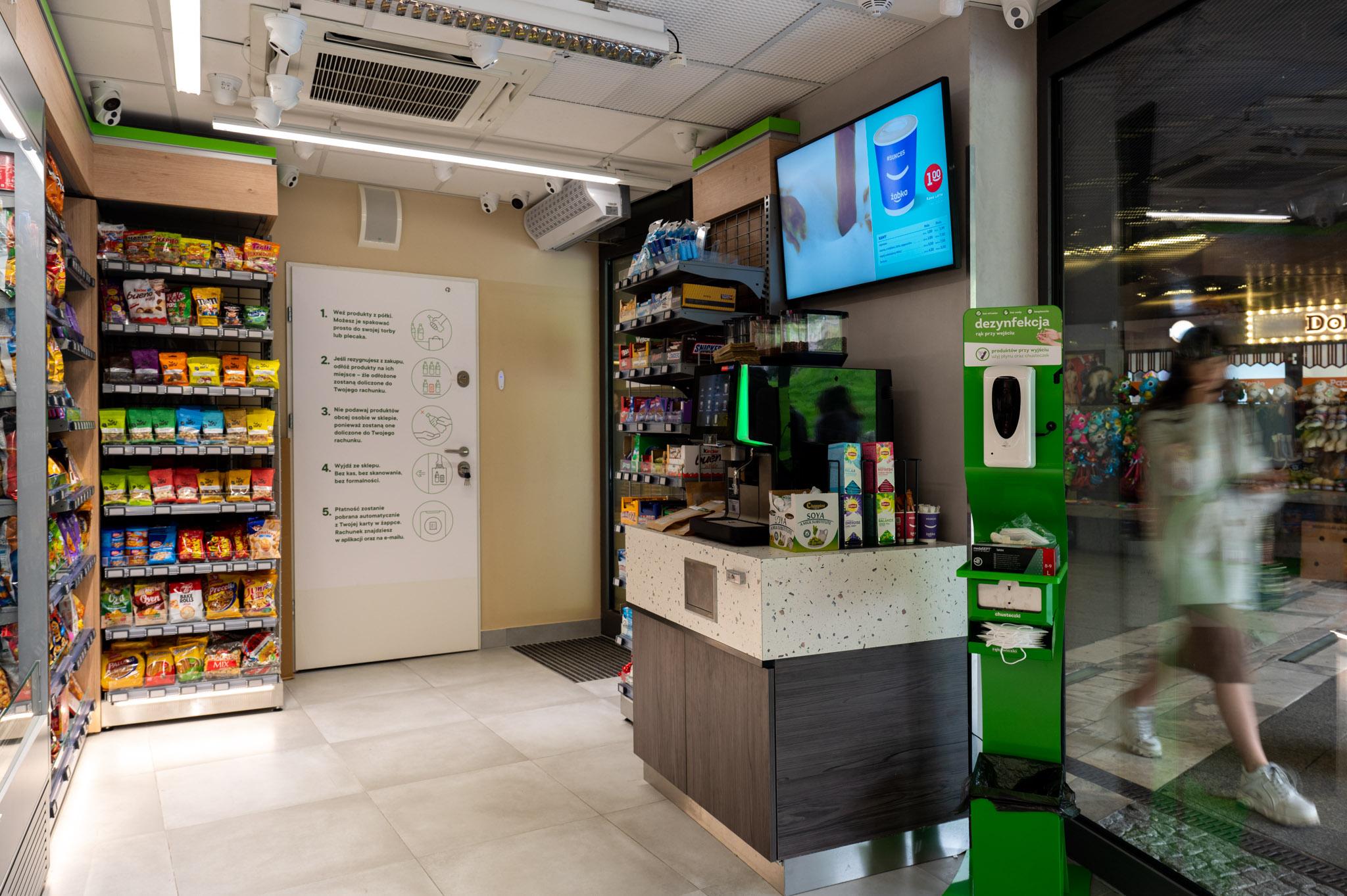 Trzy nowe, bezobsługowe Żappka Store, już otwarte - gdzie się znajdują?